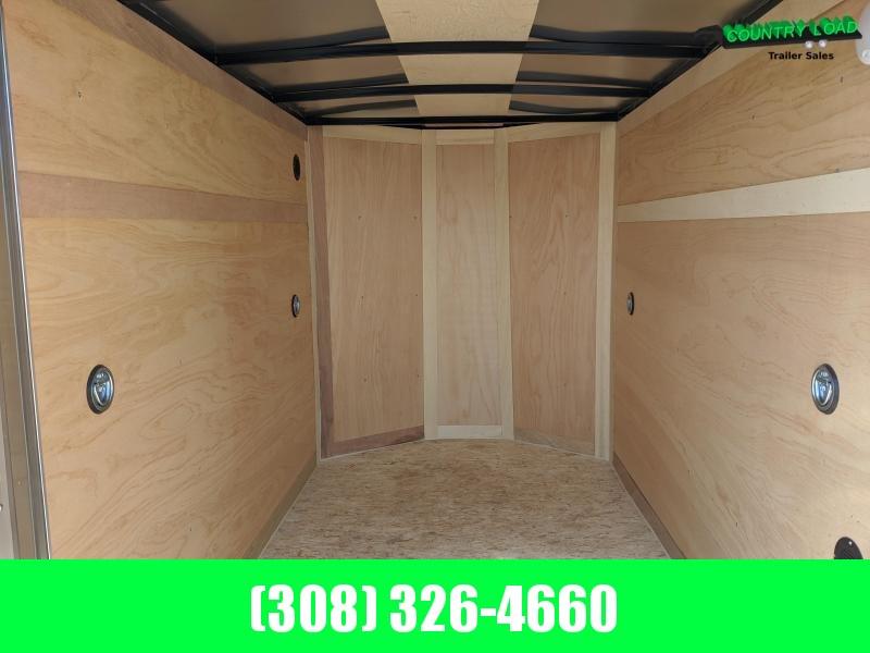 2021 Wells Cargo Fast Trac 5x8 Enclosed Cargo Trailer
