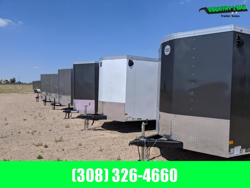 2020 Wells Cargo 7x16 Road Force Enclosed Cargo Trailer