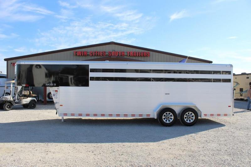2016 Sundowner Trailers Rancher Livestock Trailer