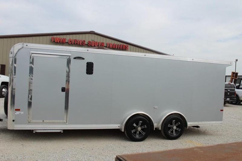 2021 Sundowner Trailers Motorcycle Series Motorcycle Trailer