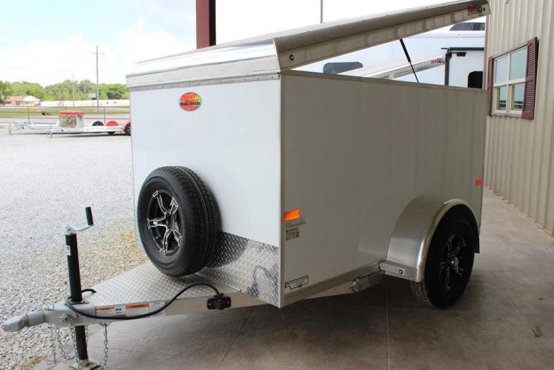 2021 Sundowner Trailers MiniGo Enclosed Cargo Trailer