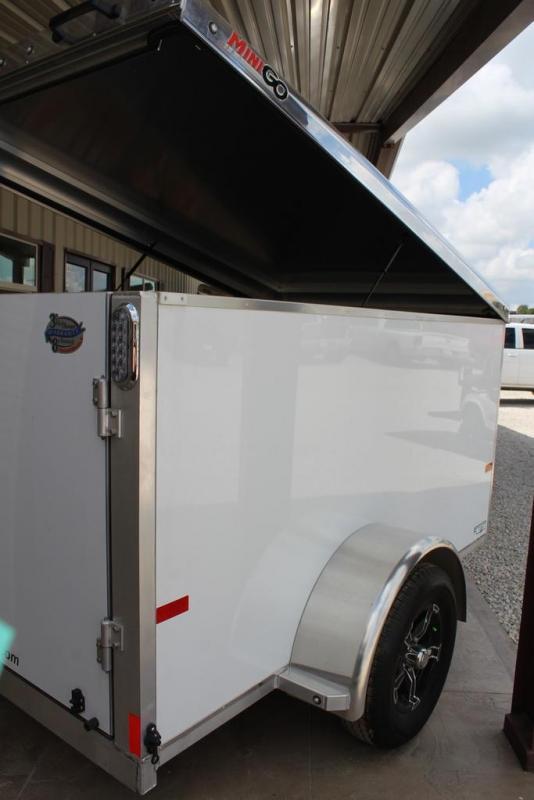 2021 Sundowner Trailers MiniGo Enclosed Cargo Trailer