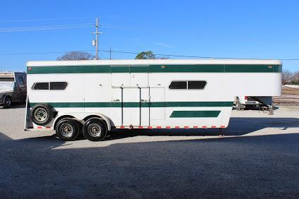 1981 Turnbow Trailers Turnbow Horse Trailer