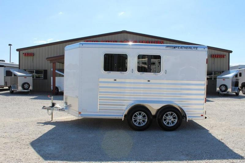 2021 Featherlite 7441 Horse Trailer