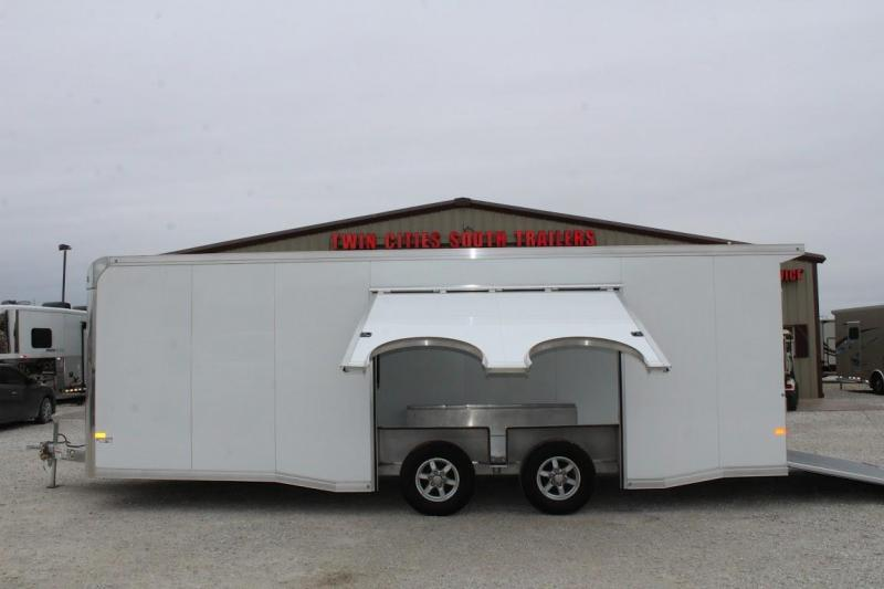 2021 Sundowner Trailers Race Car Series Car / Racing Trailer