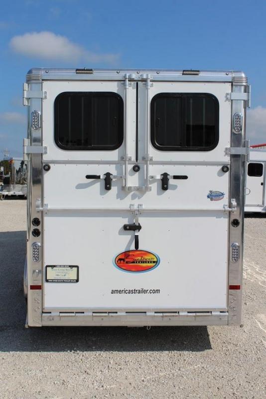 2021 Sundowner Trailers Charter 2+1 Horse Trailer