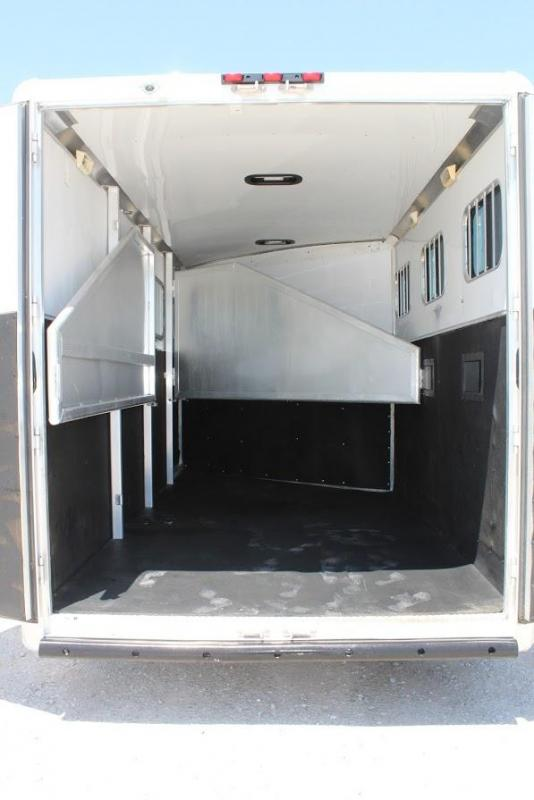 2008 Exiss Trailers Sport Horse Trailer