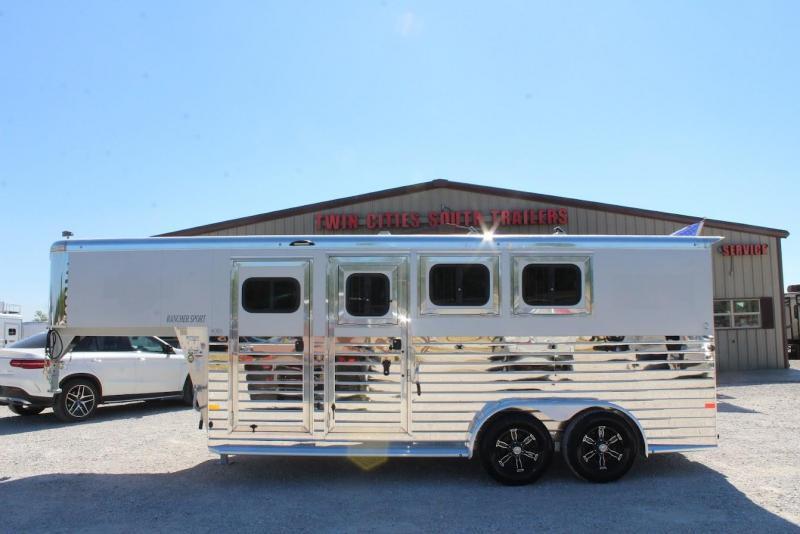 2021 Sundowner Trailers Rancher Sport Horse Trailer