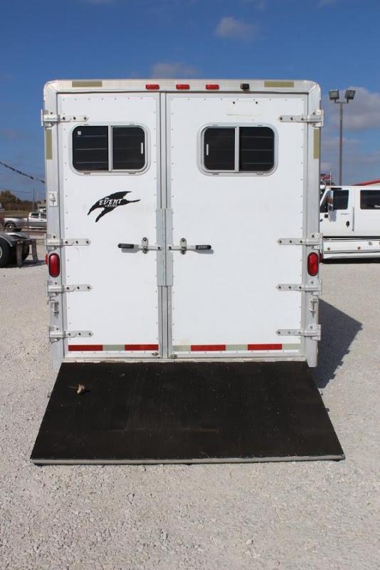 2001 Exiss Trailers Weekender Horse Trailer