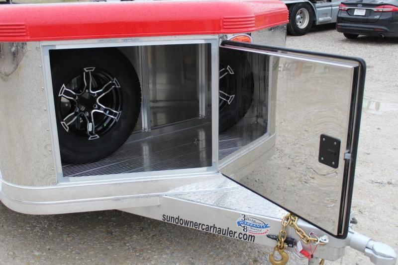 2021 Sundowner Trailers ULTRA Car / Racing Trailer