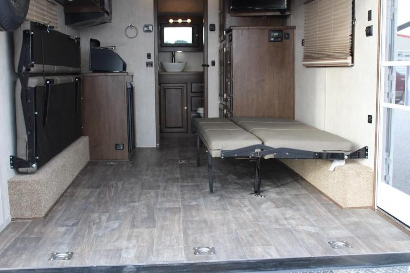 2021 Sundowner Trailers Sundowner Blazer 1986 Toy Hauler RV
