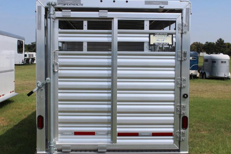 2021 Featherlite stock Livestock Trailer