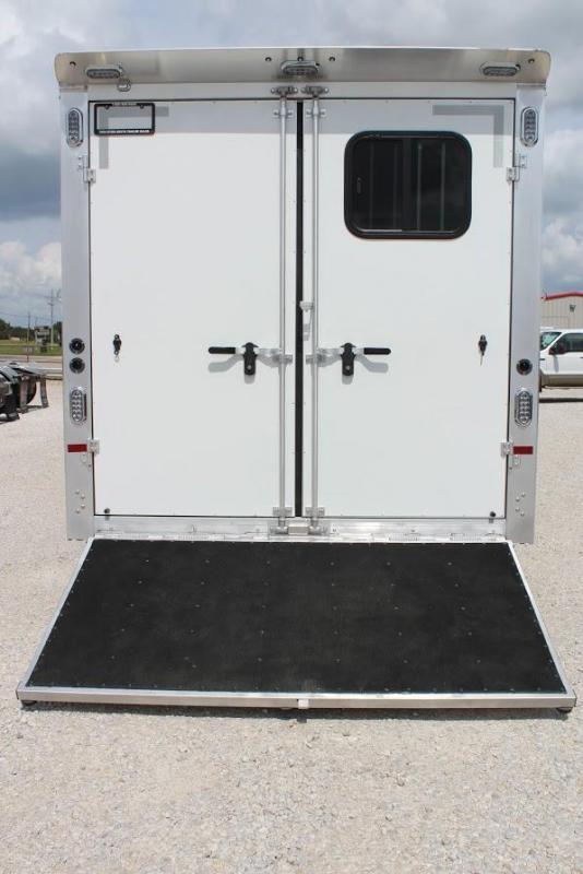 2021 Sundowner Trailers Horizon Horse Trailer