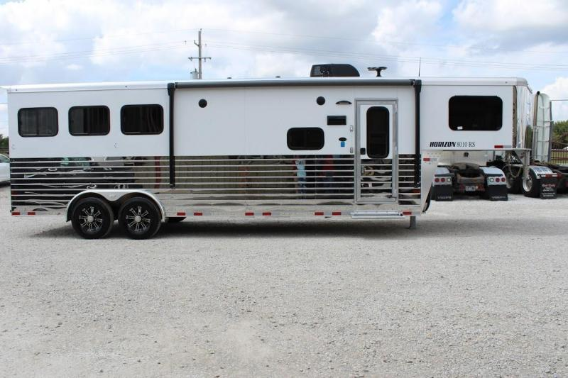 2021 Sundowner Trailers Horizon Horse Trailer