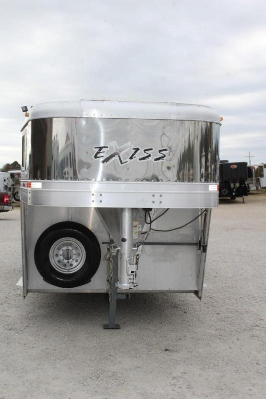 2009 Exiss Trailers stock Livestock Trailer