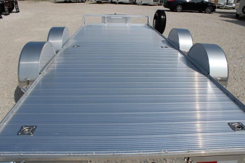 2021 Sundowner Trailers 4000AP Series Car / Racing Trailer