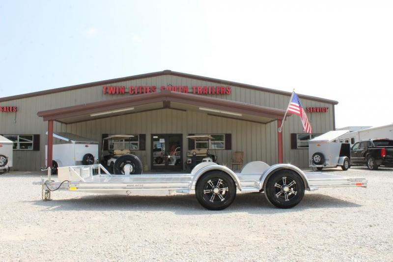2021 Sundowner Trailers 4000AP Series Car / Racing Trailer