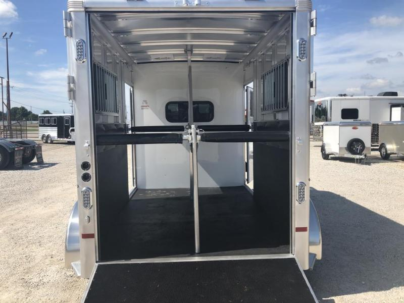 2020 Sundowner 2 horse bumper pull
