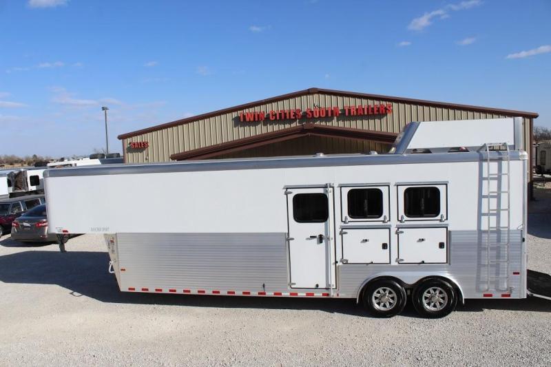 2021 Sundowner Trailers Rancher Horse Trailer