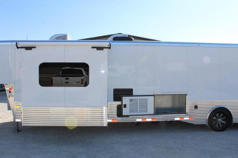2021 Sundowner Trailers B2586 Slide Out/ Garage Toy Hauler RV