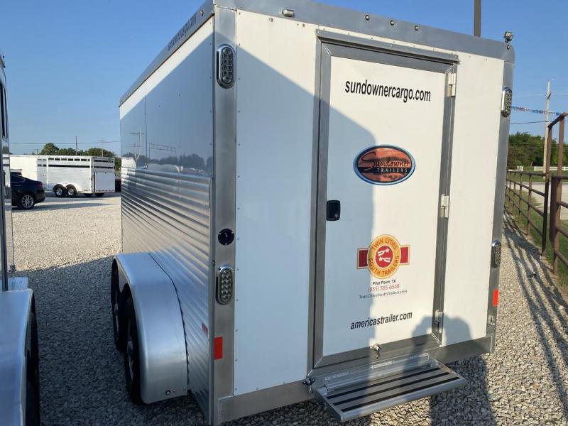 2021 Sundowner Trailers Cool Down Enclosed Cargo Trailer