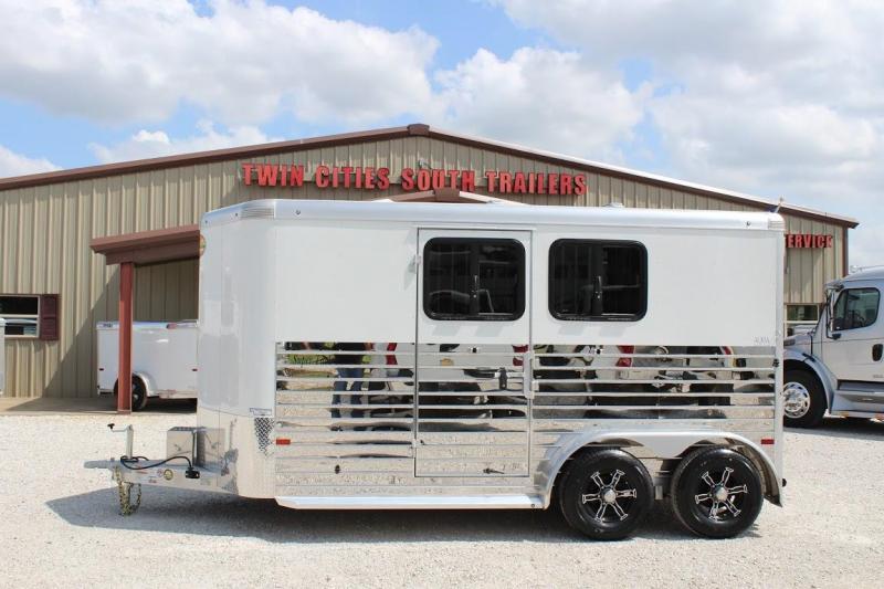 2021 Sundowner Trailers SuperTack Horse Trailer