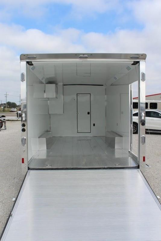 2021 Sundowner Trailers 2286 Garage Model Toy Hauler RV