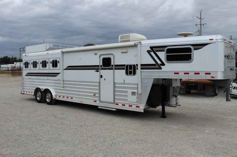 2006 4-Star Trailers Living Quarter Horse Trailer
