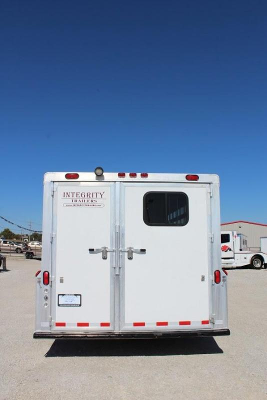 2006 Integrity Trailers Stock/Combo Livestock Trailer