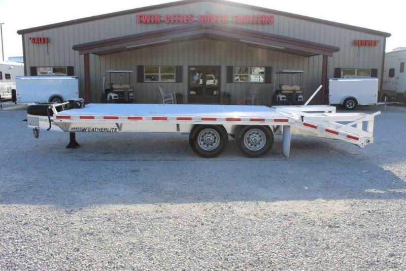Featherlite Flatbed Trailers For Sale Near Me Trailer Classifieds