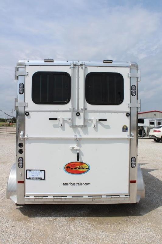 2022 Sundowner Trailers Charter Horse Trailer