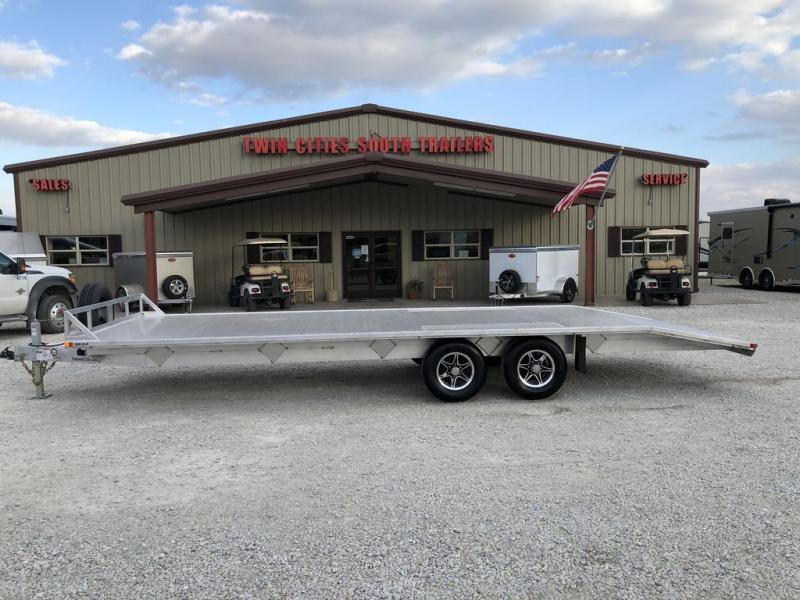 2021 Sundowner 24' Utility Trailer