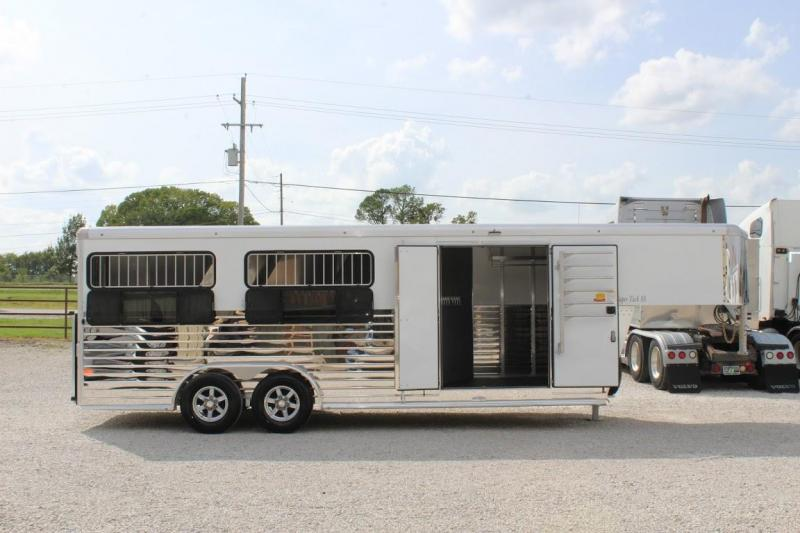 2021 Sundowner Trailers Super Tack Horse Trailer
