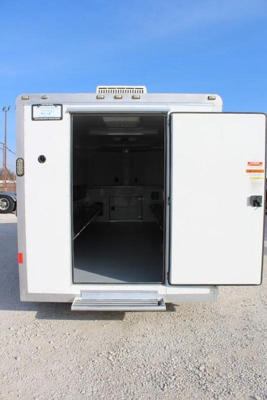 2021 Sundowner 20' Cooldown trailer