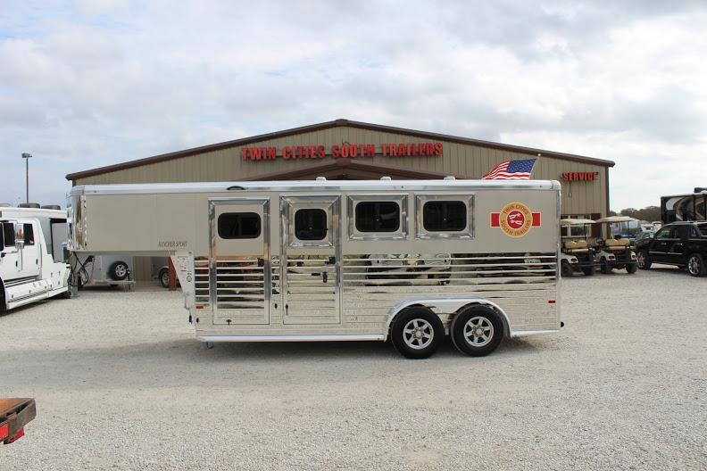 2020 Sundowner Trailers Rancher Sport Horse Trailer