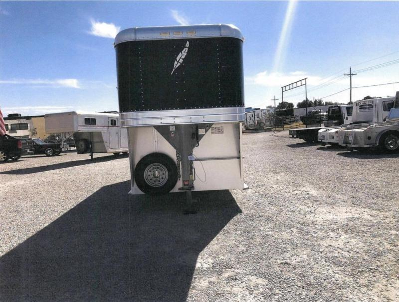2006 Featherlite 8413 Livestock Trailer