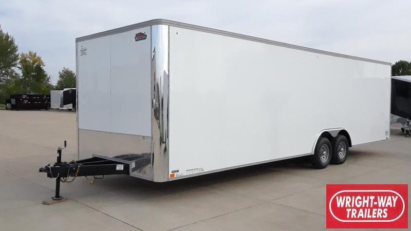 2022 United Trailers 8.5'X28' CAR TRAILER Car / Racing Trailer