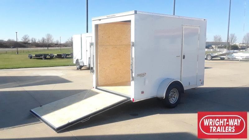 2021 Bravo Trailers 6X10 CARGO Enclosed Cargo Trailer