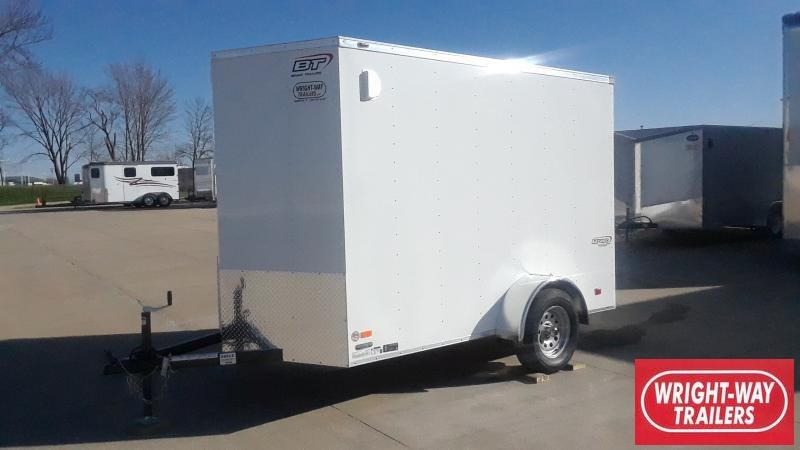 2021 Bravo Trailers 6X10 CARGO Enclosed Cargo Trailer