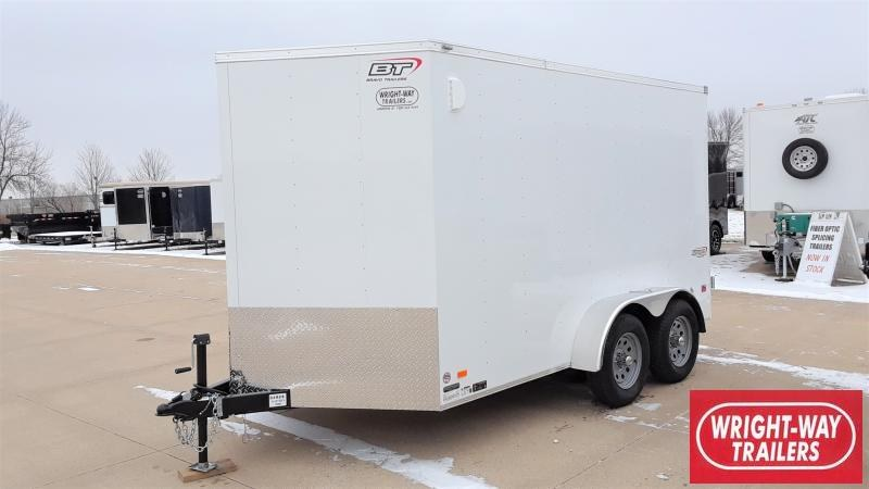 "2020 Bravo Trailers 7x12+30""VSCOUT CARGO Enclosed Cargo Trailer"