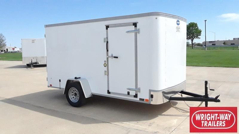 2022 United Trailers 6x12 ENCLOSED CARGO Enclosed Cargo Trailer