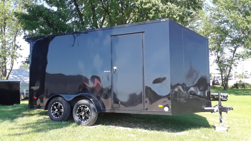 2020 Bravo Trailers 7X14 CARGO SCOUT Enclosed Cargo Trailer