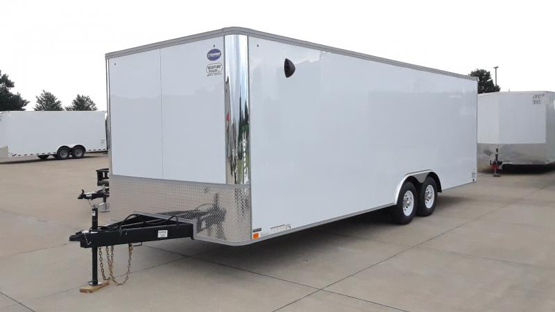 2021 United Trailers FLAT TOP CAR TRAILER Car / Racing Trailer