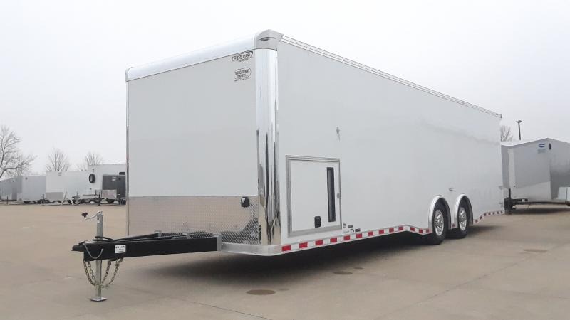 2021 Bravo Trailers 8.5X28 STAR PERFORMANCE Car / Racing Trailer