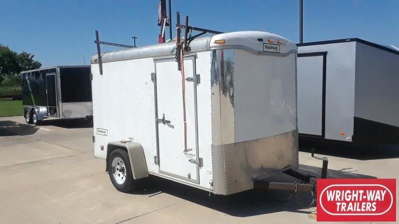 2004 Other 6X10 ENCLOSED Enclosed Cargo Trailer