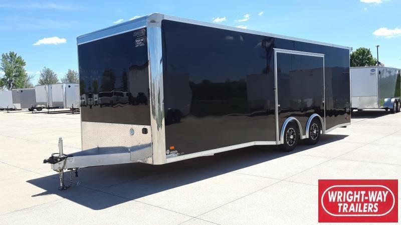 2020 Other 8.5X24 ALUMINUM CAR TRAILER Car / Racing Trailer