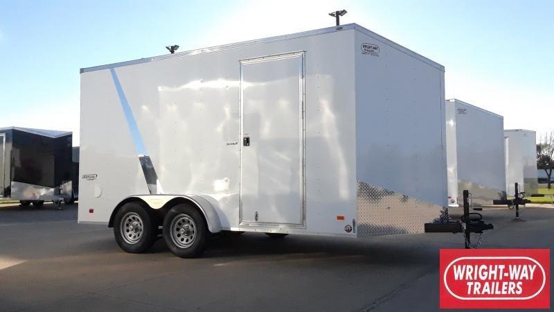 2022 Bravo Trailers 7X14 V SCOUT Enclosed Cargo Trailer
