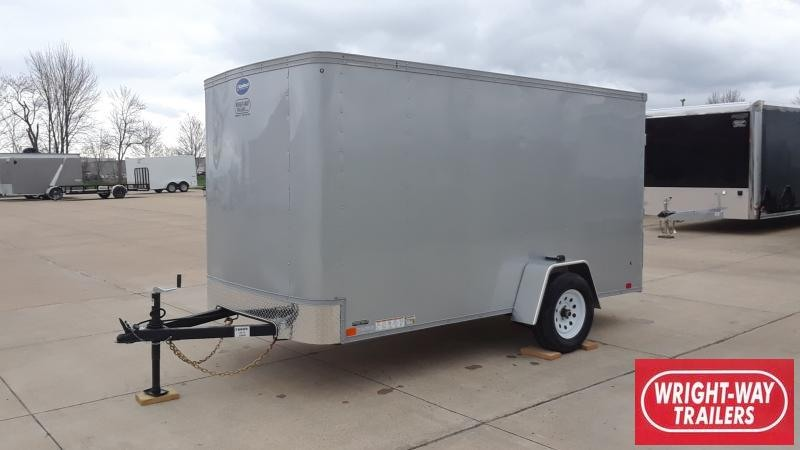2021 United Trailers 6x12 ENCLOSED CARGO Enclosed Cargo Trailer