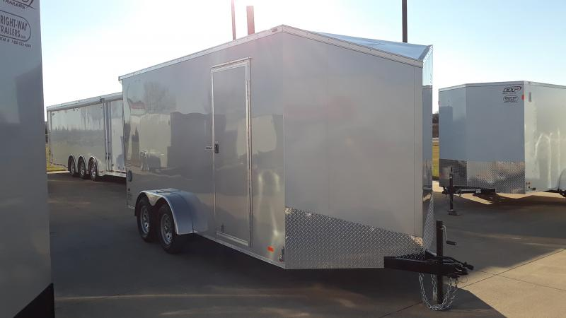 2021 Bravo Trailers 7x16 CARGO Enclosed Cargo Trailer