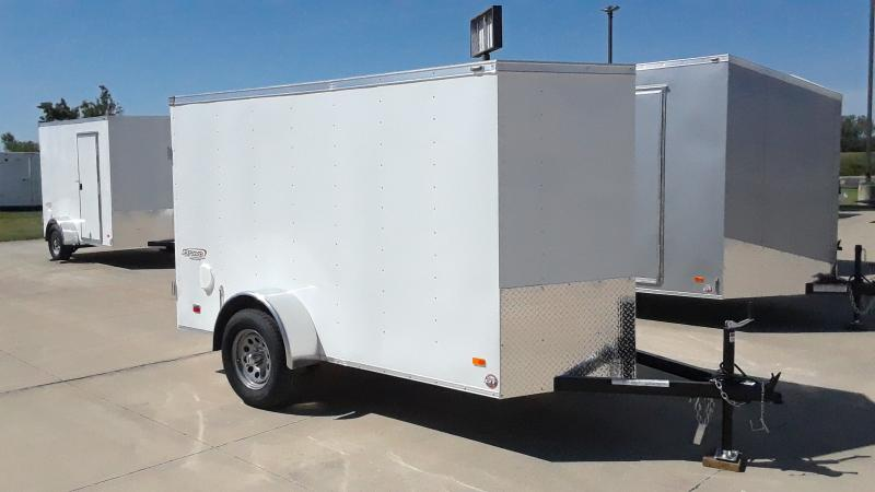 2021 Bravo Trailers 5X10 SCOUT Enclosed Cargo Trailer
